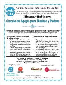 CIRCULO DE APOYO PARA MADRES Y PADRES