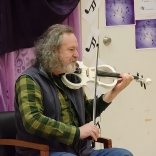 Electric Violin with Azul