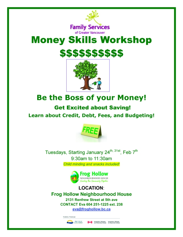 money-skills-workshop-jan-2017